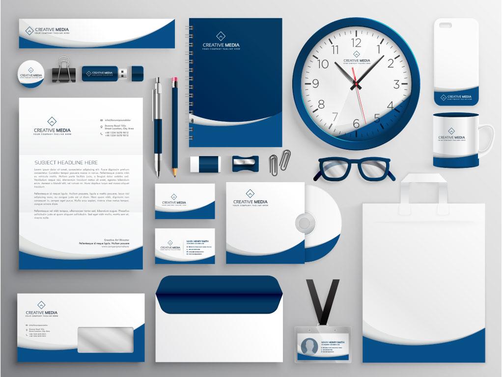 grafički dizajn promotivnih i reklamnih materijala by grafički studio lama banja luka- memorandum, vizit karte, koverte, olovke, majice, kačketi, brošure, katalozi, koverte